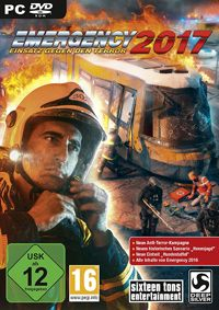 Game Box for Emergency 2017 (PC)