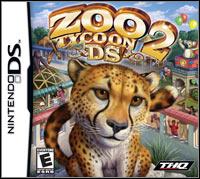 Okładka Zoo Tycoon 2 DS (NDS)