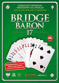 Okładka Bridge Baron 17 (PC)