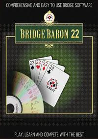 Okładka Bridge Baron 22 (PC)