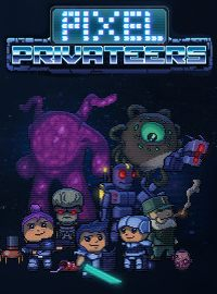Okładka Pixel Privateers (PC)
