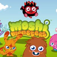 Okładka Moshi Monsters (WWW)