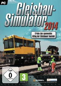 Game Box for Gleisbau-Simulator 2014 (PC)