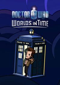 Okładka Doctor Who: Worlds in Time (WWW)