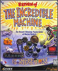 Okładka Return of the Incredible Machine: Contraptions (PC)