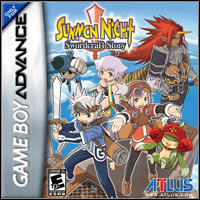 Okładka Summon Night: Swordcraft Story (GBA)