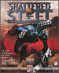 Okładka Shattered Steel (PC)