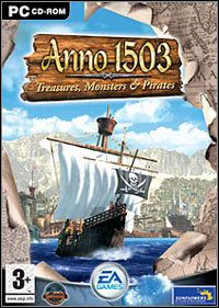 Okładka Anno 1503: Treasures, Monsters and Pirates (PC)