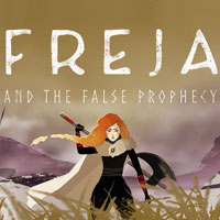 Okładka Freja and the False Prophecy (PC)