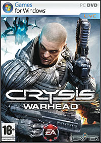 Okładka Crysis: Warhead (PC)