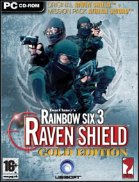 Okładka Tom Clancy's Rainbow Six 3: Gold Edition (PC)
