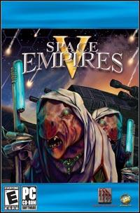 Okładka Space Empires V (PC)