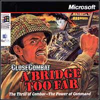 Okładka Close Combat II: A Bridge Too Far (PC)
