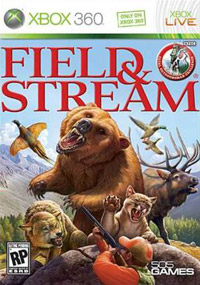 Okładka Field & Stream: Total Outdoorsman Challenge (X360)
