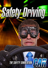 Okładka Safety Driving: The Safety Simulation - Car (PC)