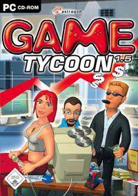 Okładka Game Tycoon 1.5 (PC)