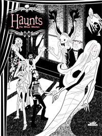 Okładka Haunts: The Manse Macabre (PC)