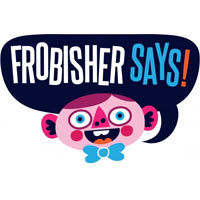 Okładka Frobisher Says! (PSV)