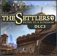 Okładka The Settlers 7: Paths to a Kingdom - DLC 3 (PC)