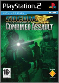 Okładka SOCOM: U.S. Navy SEALs Combined Assault (PS2)