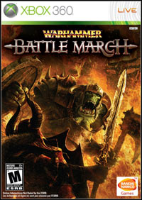 Game Box for Warhammer: Battle March (X360)
