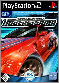 Game Need for Speed: Underground (PC) cover