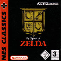 Okładka The Legend of Zelda (Classic NES Series) (GBA)