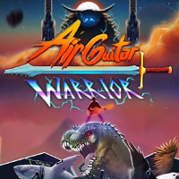 Okładka Air Guitar Warrior (XONE)