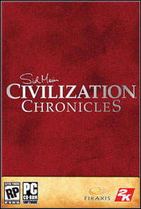 Game Box for Sid Meier's Civilization Chronicles (PC)