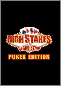 Okładka High Stakes on the Vegas Strip: Poker Edition (PS3)
