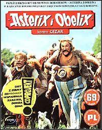 Okładka Asterix and Obelix Take On Caesar (PC)
