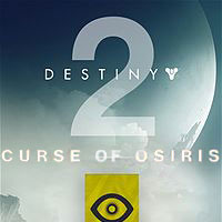 Game Destiny 2: Curse of Osiris (PC) cover