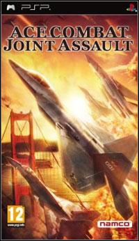 Okładka Ace Combat: Joint Assault (PSP)