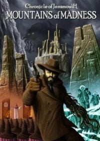 Game Box for Chronicle of Innsmouth: Mountains of Madness (PC)
