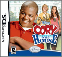 Game Box for Cory in the House (NDS)