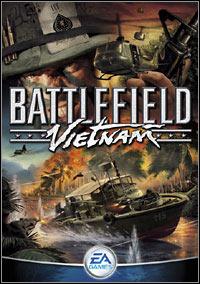 Okładka Battlefield Vietnam (PC)
