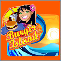 Game Box for Burger Island (PC)
