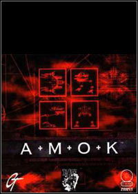 Game Box for Amok (PC)