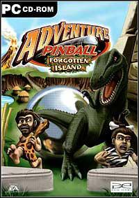 Game Box for Adventure Pinball: Forgotten Island (PC)