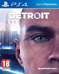 Game Box for Detroit: Become Human (PS4)