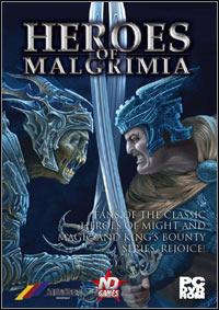 Okładka Heroes of Malgrimia (PC)