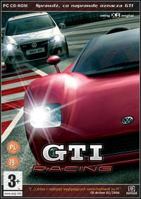 Okładka Volkswagen GTI Racing (PC)