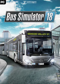 Game Box for Bus Simulator 18 (PC)