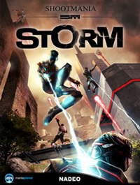 Game Box for ShootMania: Storm (PC)
