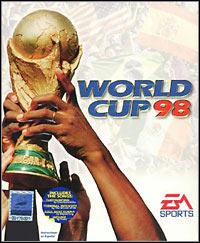 Okładka World Cup 98 (PC)