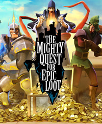 Okładka The Mighty Quest for Epic Loot (2015) (PC)