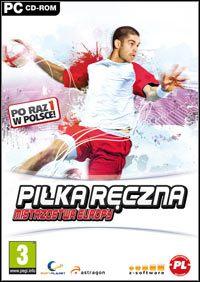 Game Box for Handball-Simulator: European Tournament (PC)