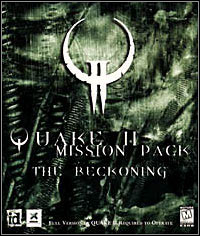 Quake II: The Reckoning (PC cover
