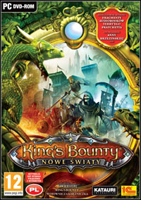 Okładka King's Bounty: Crossworlds Game of the Year Edition (PC)