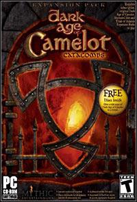 Okładka Dark Age of Camelot: Catacombs (PC)